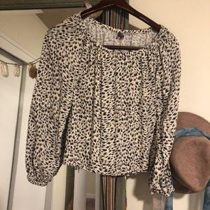 Anthropologie Blouse Perfect Condition